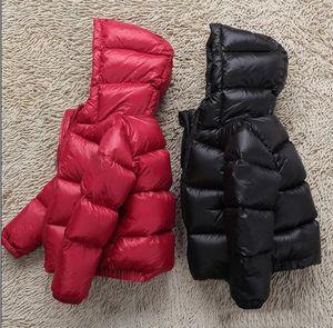 Inverno 2020 para baixo parka casaco para meninas meninos casacos, 90% para baixo roupas casacos das crianças para o desgaste neve crianças outerwear casacos 1T-14T