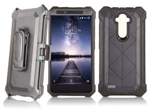 For HTC Desire 626 530 630 650 Defender Shockproof Protective Holster Belt Clip Kickstand Crystal Rugged Back Phone Case Cover