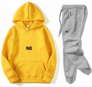 Fashion set sweatsuit Designer Tracksuit Men hoodie pants Mens Clothing Sweatshirt Women Pullover Casual Tennis Sport Tracksuits Sweat Suit