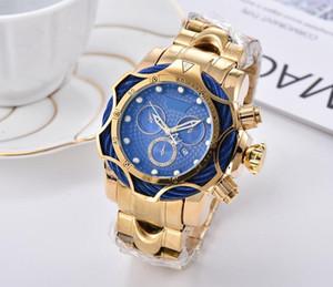 gros Top Brand Day automatique d'affaires Date Homme de luxe Chronographe Quartz personnalité affichage lumineux cadeaux relojes