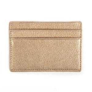 Designer-Kartenhalter Brieftasche der Frauen der Männer Luxus-Kartenhalter Handtaschen Leder Kartenhalter schwarz Geldbörsen kleine Geldbörsen Designer-Handtasche 8877684