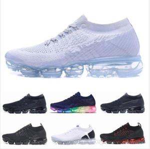 New Air 2.0 1.0 Maxes Chaussures de course pour Athletic Trainers Hommes sport FemmesVapormax Noir Outdoor Chaussures de sport Chaussure de marche en ligne avec 00