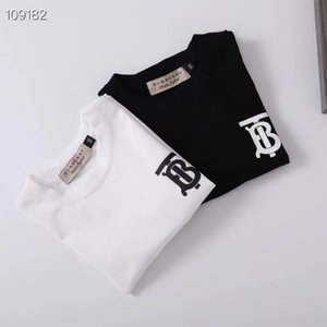 2019Children S Round Neck T-shirt Fashion Children S Clothing Cotton Printing Handsome Bottoming Shirt New High-end Products Boy6920