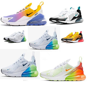 2020 TN 270S Sneakers Originals 27C OG Mesh Nefes Süspansiyon Atletik Ayakkabı Koşu Yastığı ve Süspansiyon Kauçuk OG