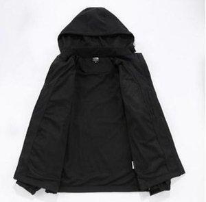 the New mens designers jackets Long Sleeve windbreaker windrunner Men Zipper Waterproof Jacket face north Hoodie coats clothes