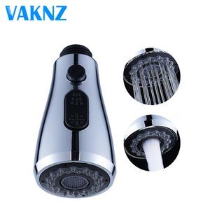 Genuine Vaknz Kitchen Pull Out Faucet Sprayer Nozzle Water Saving Bathroom Basin Sink Shower Spray Head Water Tap Faucet Filter