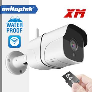 1080P 5MP Wifi 3.6mm IP камера ONVIF беспроводной Цилиндрическая камера Открытый Слот для карты SD Two Way Audio 1920 * 1080 ночного видения 20м APP iCsee