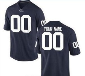 CUSTOM Herren, Jugend, Frauen, Kleinkind, Penn State Nittany Lionss Personalisierte ANY NAME UND NUMBER ANY SIZE genähtes Top-Qualität College-Trikot