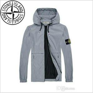 Designer Mens Jacket Brasão Outono Windrunner Jackets Marca Designer Sports Windbreaker fina Jacket Casual Homens Tops Roupa