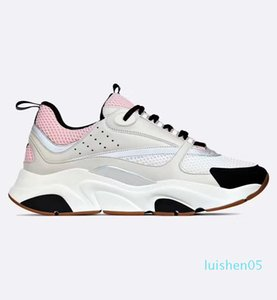 Sneaker Men Designer Shoes Casual femmes Retro Low Top Sneaker Sneaker Plateforme Luxe Multicolor Chaussures Casual avec la boîte L05