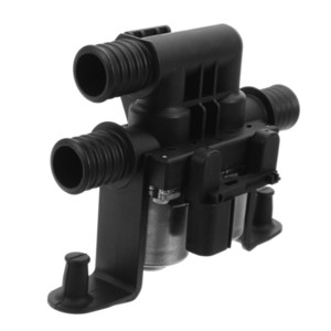 Coches de control del calentador válvula solenoide de la válvula enfriamiento válvula de agua para BMW E70 E53 E71 X5 X6