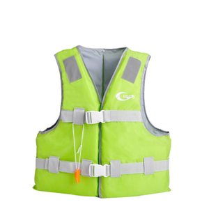 20-100kg néoprène Profession Life Vest Hommes Femmes Gilet de sauvetage Gilet de sauvetage Gilet de pêche Surf Life Vest piscine flottante