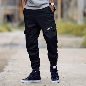 Mens Pant Casual Style Mens Camouflage Joggers Pants Track Pants Hot Sell Cargo Pant Trousers Elastic Waist Men 28-40