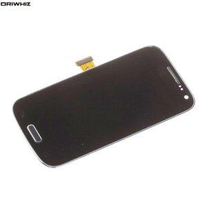 ORIWHIZ الأصلي شاشة LCD لسامسونج غالاكسي S4 ميني i9190 i9195 i9192 شاشة LCD تعمل باللمس مع الإطار