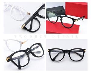 Eye Myopia Glasses Eyeglasses luxury Frames Prescription Glass Transparent Presbyopia Women Vintage Clear Optical Spectacle outdoor 001 Bjem