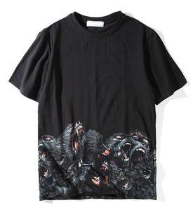 Luxury Mens Short S-XXL Shirt T Clothing T Women Size Summer Designer Hip Hop Men Orangutans Shirt Sleeve 3D Mens Nqdsg