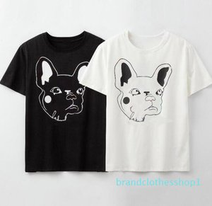 20SS Luxury Designer T Shirts For Mens Women Tee Shirts With Animal Letters Summer Brand T-shirt Men Women Couple Tops High Quality