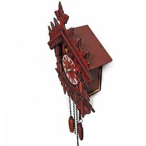 Sıcak Satış Duvar Cuckoo Clock Yaratıcı El işi woodboard İçin Çocuk'S Odası Sınıf Oturma odası Duvar Dekoru Hediye
