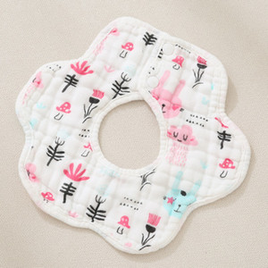 Childrens Fashion Burp Cloths Boys and Girls Practical Bibs Baby Supplies 2020 New Wholesale Hot Selling Toddler Saliva Towels 2020