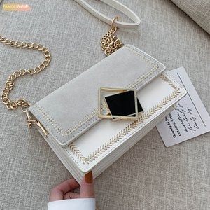 Scrub Leather Small Crossbody Bags For Women 2020 Chian Shoulder Bag Sac A Main Female Travel Handbags And Purses Evening