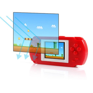 Handheld Video Game Console with 268 Retro Games 2