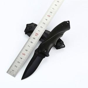 Promotion !!! High Sharp B43 Pocket Folding Knife Black Blade Knife Camping Knife Outdoor EDC Tool Survival Gear