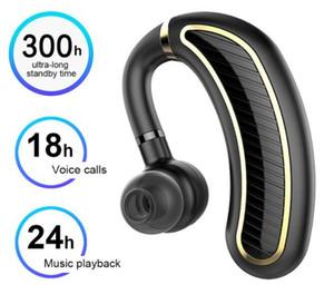 K21 Bluetooth 5.0 écouteurs sans fil avec micro casque 24 Heures de travail Temps Bluetooth Oreillettes Casque étanche pour iPhone 1pcs