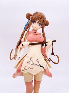 SkyTube Premium Chun Mei T2 Art ragazza TONY Sexy Girls Standing Ver. 1/6 scala verniciata di azione del Anime PVC Figure Modello Giocattoli lelakaya T191214