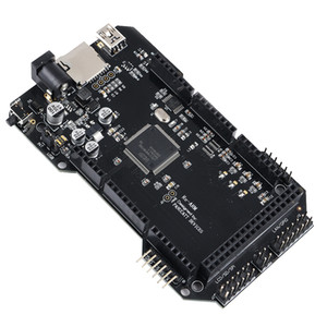 Klonlanmış Yeniden Kol 32 Bit Kontrol Kurulu Yazıcı Parçaları 1.5 1.6 3D Rampalar 1.4 için Kart ile Mega 2560 R3 Dayalı Geliştirilmiş