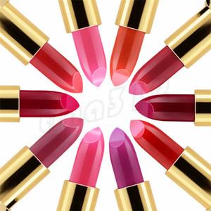 vente Charmeau Baiser Rouge à lèvres rouge à lèvres Tidal mode actuel Hydratante durable et pas facile à enlever le maquillage cosmétiques T9F007