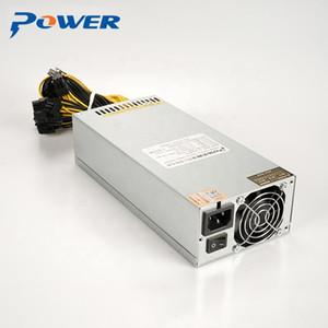 LianLi Miglior Bitcoin 2000W Mining / Minatore DC Power Supply Per Antminer