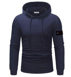 Mens Clothing Homme Hooded Sweatshirts Mens Hoodie jackets Leisure sports Hoodies Pullover Autumn Winter Sweatshirt Drawstring Coats
