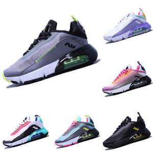 2020 NOVO 2090 B30 Reagir Homens Sneakers Original Tampão FK Rubber Built_in Zoom Air de amortecimento Homens Jogger Sneakers
