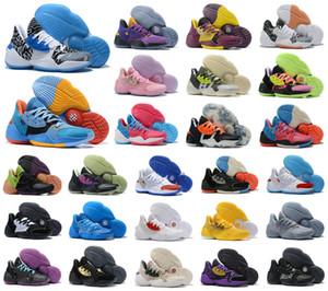 2020 новых людей Джеймс Харден 4 Vol. 4 4S IV MVP Vol.4 Мальчики Баскетбол обувь Спорт на открытом воздухе Обучение кроссовки Размер США 7-12