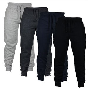 Thefound Joggers 2018 Brand Trousers Casual Pants Sweatpants Jogger Black Casual Elastic cotton Fitness Workout pants