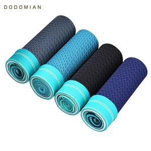 DO DO MIAN мужчины боксеры нижнее белье эластичность полые сетчатые шорты пижамы быстросохнущая дышащая промежность летнее нижнее белье CX200622