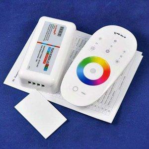 2 .4g écran tactile Dimmable Led Rgb Télécommande sans fil Rf contrôleur DC12V -24V 18a
