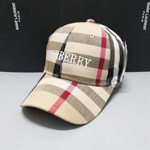 De calidad superior del color del capo envío libre del diseñador las gorras de béisbol del casquillo Hombres Mujeres Casual salvaje Hip Hop Moda Ins Cap