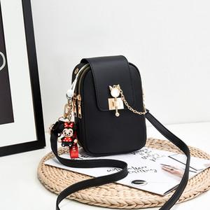 Pink Sugao designer shoulder bag women crossbody bags new fashion pu leather messenger bag fashion designer bags