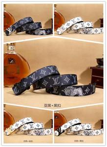 2019 Chaud Noir De Luxe Haute Qualité ceinture Designer Ceintures De Mode Tigre motif animal boucle ceinture ceinture hommes femmes ceinture livraison gratuite