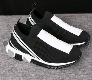 2020 Vender Hot menina Homem Mulheres meias esportivas confortáveis sapatos amantes Elastic sapatilhas ocasionais sapatos EUR 36-46 frete grátis