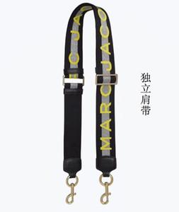 2020 Qualitäts-Mj New Camera Bag Gurt Stern Breite Schulterriemen Farbe Montage Metall Bandbreite Schultergurt Multicolor Zubehör