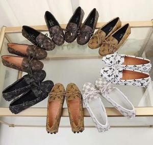 Nouvelle Mode féminine appartements de chaussures de sport femmes douces chaussures confortables de conduite femme chaussures danse DLVV11181