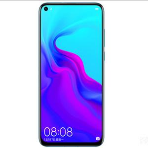 Original nova4 Huawei 6/8 GB 128 GB Android 9.0 telefone móvel Kirin 970 Qcta-core duplo frente câmera traseira 20.0 MP / 48.0 MP + 16.0 MP + 2.0 MP