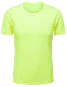 2019 men's tight clothes running short-sleeved quick-drying T-shirt 629899559