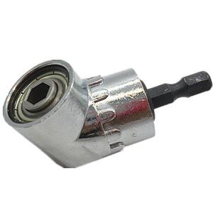 Réglable Outils à main de tournevis à angle droit de 105 degrés Set 1/4 tige hexagonale pour la perceuse électrique peu outils