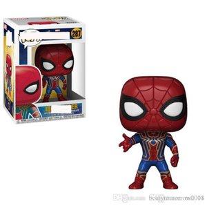 Süper Funko Pop! Kutu # çocuklar oyuncaklar için 293 # 287 Oyuncak Hediye İyi Kalite ile Vinil Eylem Şekil