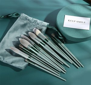 NEW HOT 13pcs set Diamond Makeup Brushes Sets Eyeshadow Eyelash Lip brush Face Blender Brush Powder Concealer Make Up Brushes Kit Tools