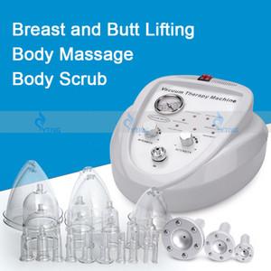 Nouveau vide Thérapie Emboutissage Machine à vide Massager élargissement du sein pompe Butt levage Massage Bust Enhancer Coupe Masvelt Beauté
