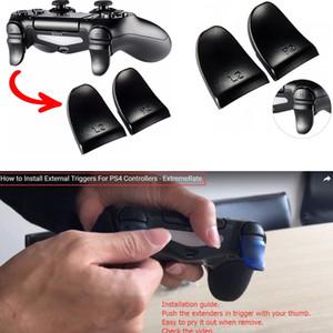 20pairs L2 R2 الزناد تمديد أزرار عدة ل PS4 تحكم لعبة التبعي